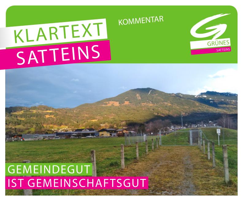 Download: Kommentar zu den neuen Satzungen der Alp- und Augemeinschaft Satteins