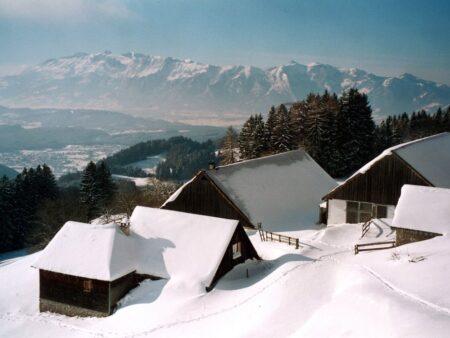 Alpe Gulm Satteins
